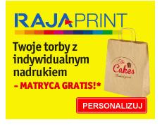 Rajaboutique i torby z nadrukiem – oferta online