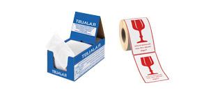 Etykiety i oznakowanie paczek